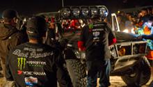 2011 SCORE Baja 1000 – Borrego Pits with Cameron Steele