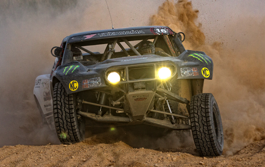 Off-Road Race Tires