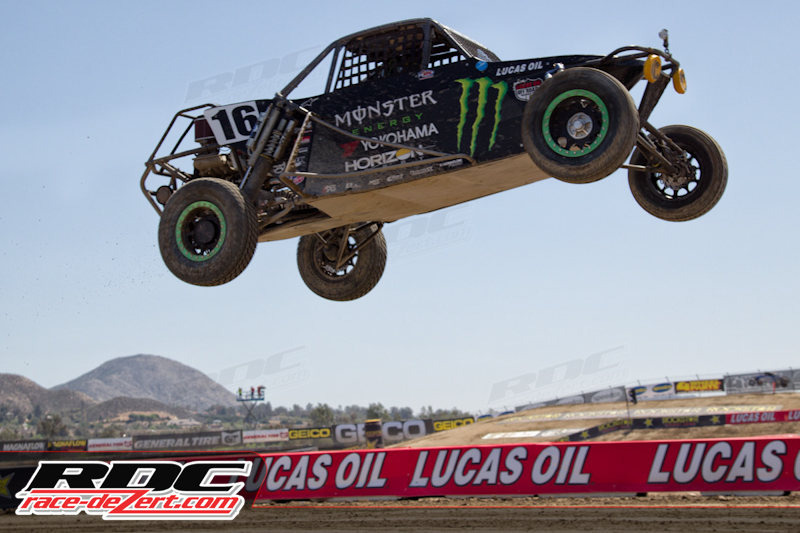 Cameron Steeles Takes Round 3 Win At Lake Elsinore