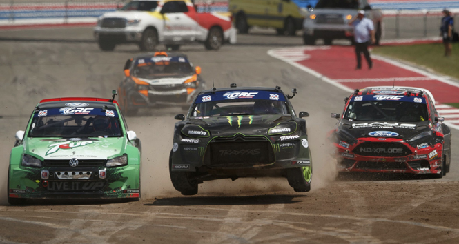 Yokohama and GRC invade Summer X Games in Austin over the weekend.