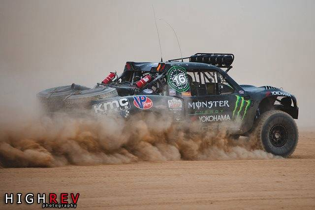 Cameron Steele and the Desert Assassins take on the MINT 400.